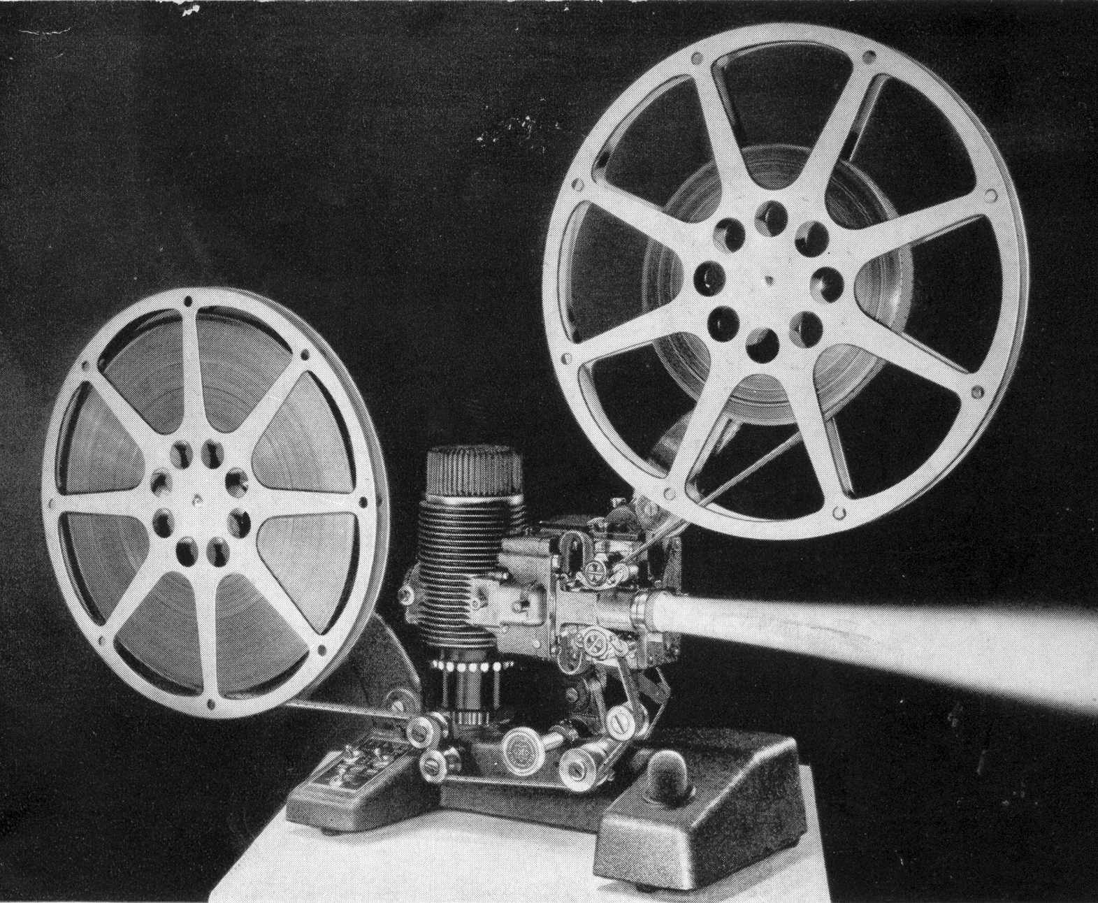 Vintage Media Equipment projectors page